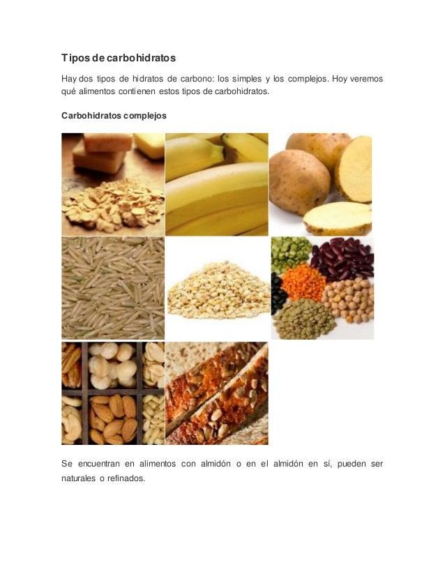 Alimentos Con Carbohidratos Complejos Related Keywords