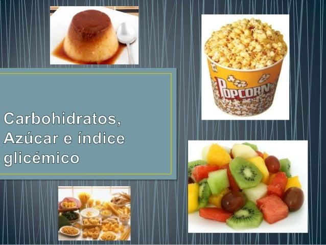 Todos los carbohidratos se convierten en azúcar en algún        momento y causan producción de insulina              La pr...