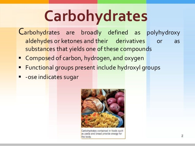 Reducing Carbohydrates: A Key to Better Health