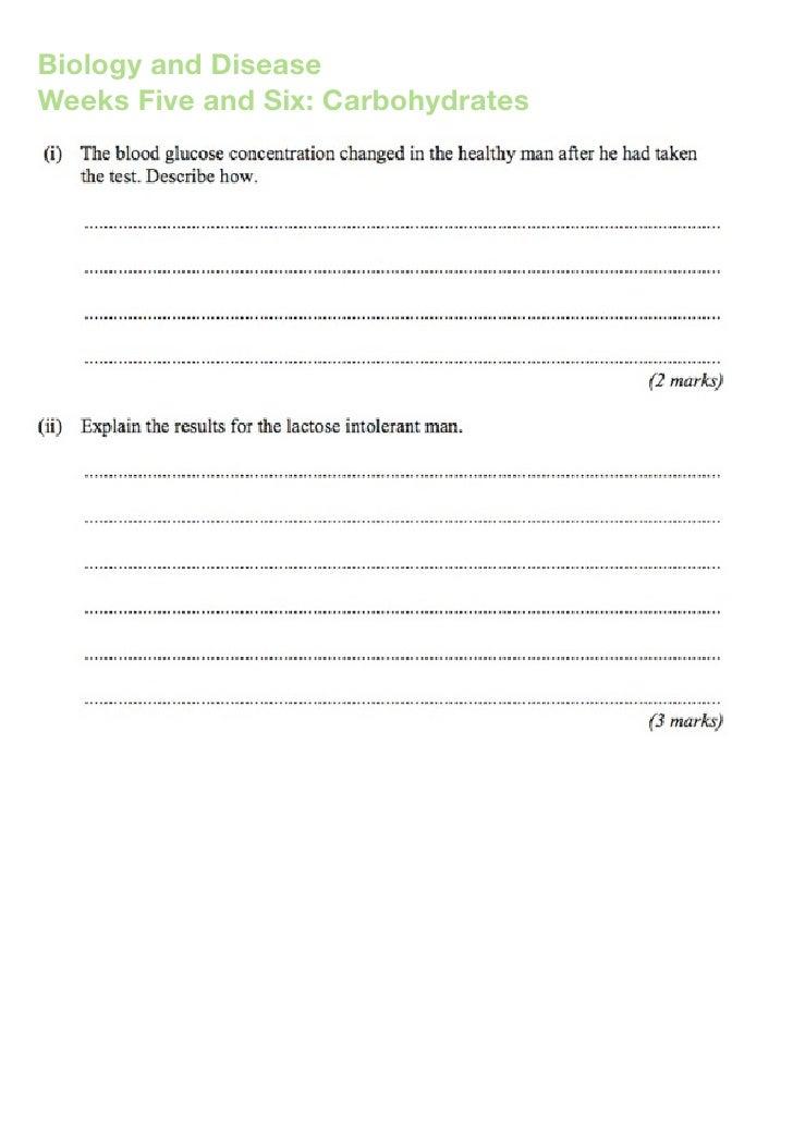 Biology Stuff Essay