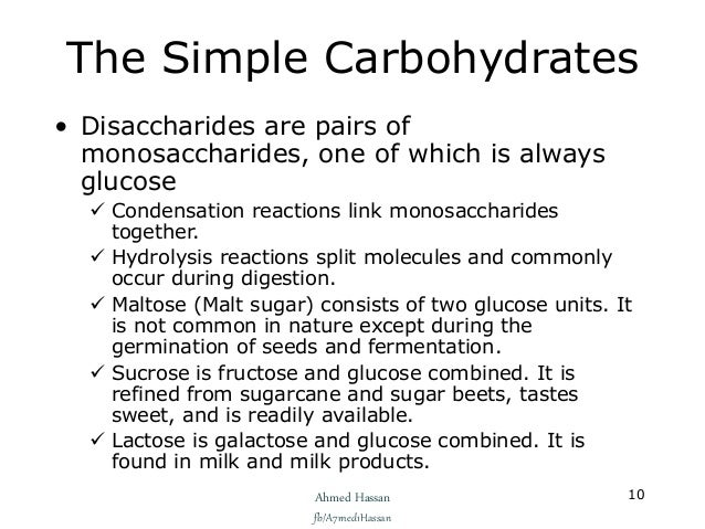 carbohydrates function, Human Body