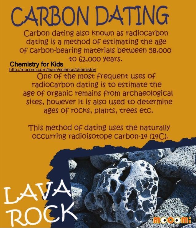 Radiometric dating fun facts
