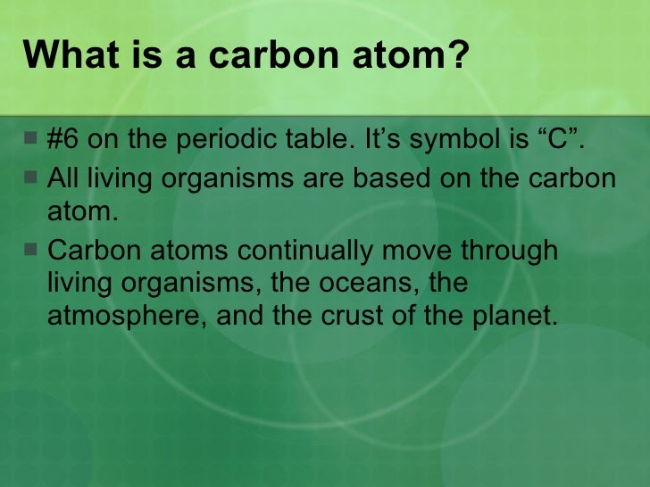 Carbon And Nitrogen Cycling