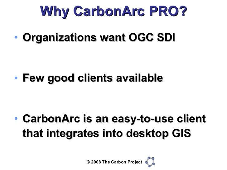 CarbonArc PRO 1.6 Preview Slide 3