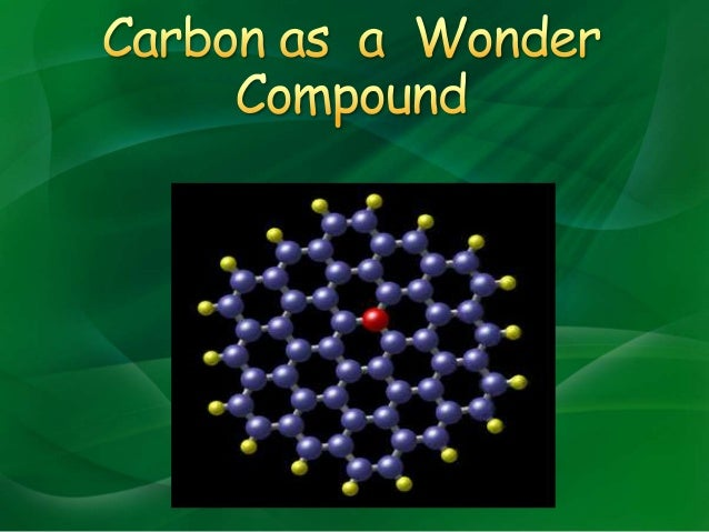 What Is Carbon ? CARBON is the chemical element with symbol C and atomic number 6. As a member of group 14 on the periodic...