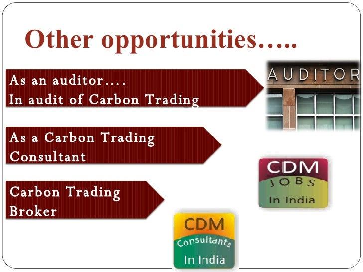 Carbon credits Slide 37
