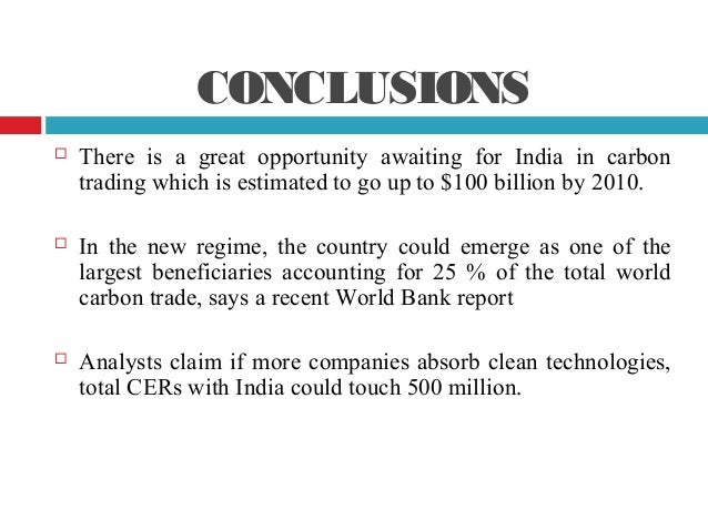 carbon credit opportunity for indian companies What is carbon credit which allow companies to buy or sell credits offering opportunities to invest in carbon-reducing projects around the world.