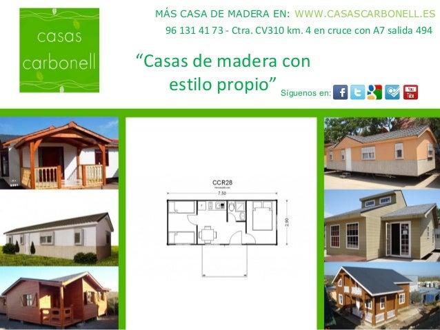 ms casa de madera en
