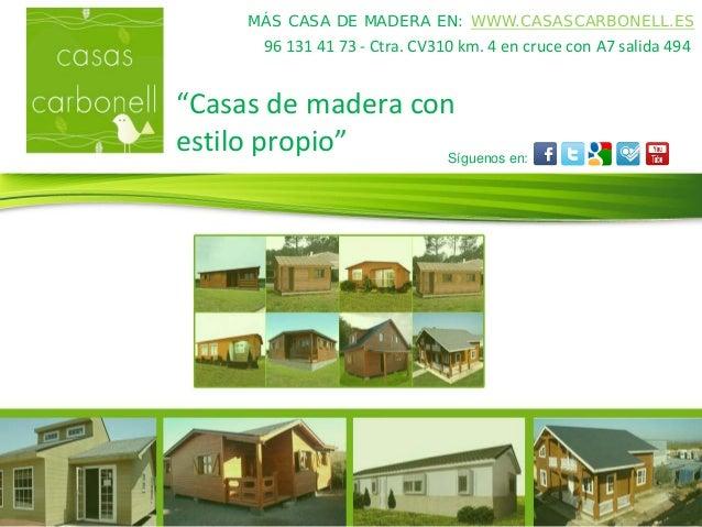Casas prefabricadas en tarragona lleida barcelona y girona - Casas prefabricadas girona ...