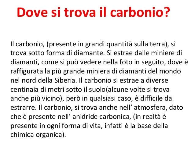 esempio di carbonio datazione svantaggi dei servizi di dating online