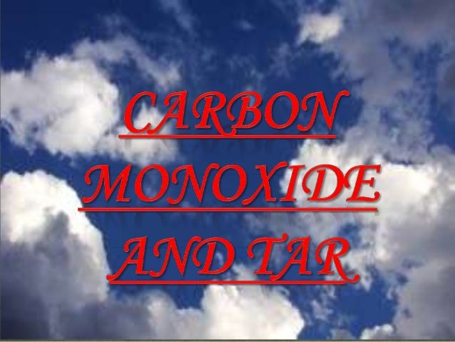  Carbon monoxide is an odorless, colorless gas that is highlytoxic in nature. While cars emit carbon monoxide, so do cig...