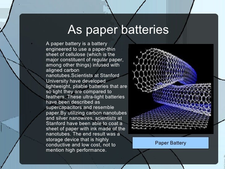 carbon nanotubes thesis Sensor applications of carbon nanotubes by scott i rushfeldt bs electrical engineering  electronic copies of this thesis document in whole or in part kn\ iinl.