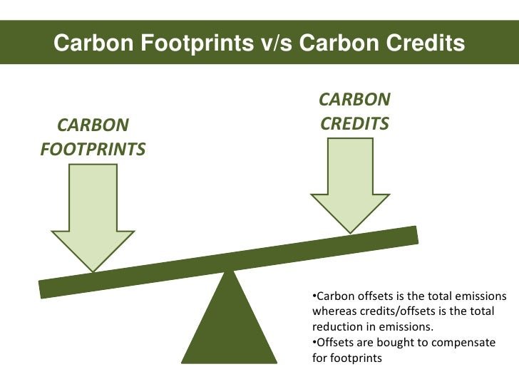carbon credits to control emissions Carbon credits can be traded on the carbon markets used to control fouling and reduce their emissions at the same time • co 2 • black carbon.