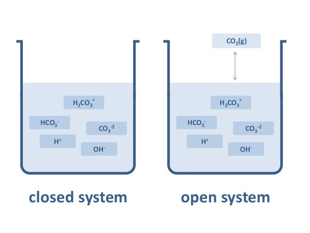 Open And Closed Systems In Macroeconomics