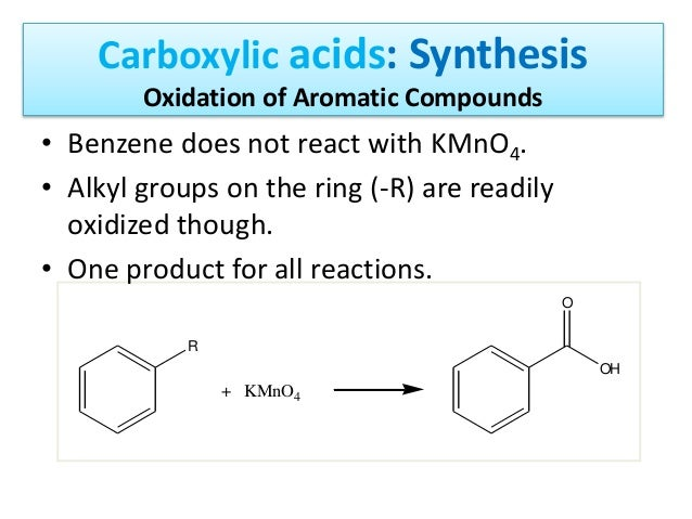 Grignard Reaction With Benzene Ring