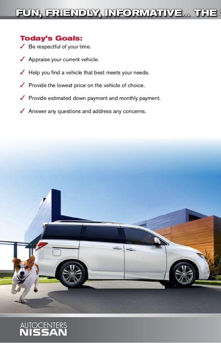 car buying booklet autocenters nissan wood river il. Black Bedroom Furniture Sets. Home Design Ideas