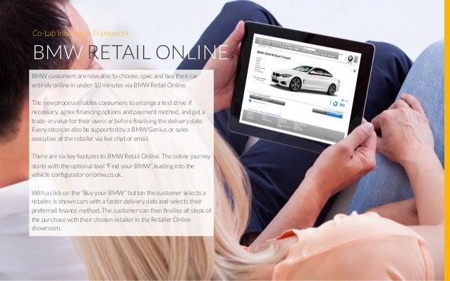 car buying retail innovation deep dive report. Black Bedroom Furniture Sets. Home Design Ideas