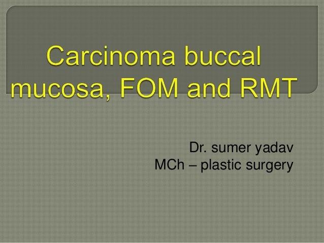 Dr. sumer yadav MCh – plastic surgery