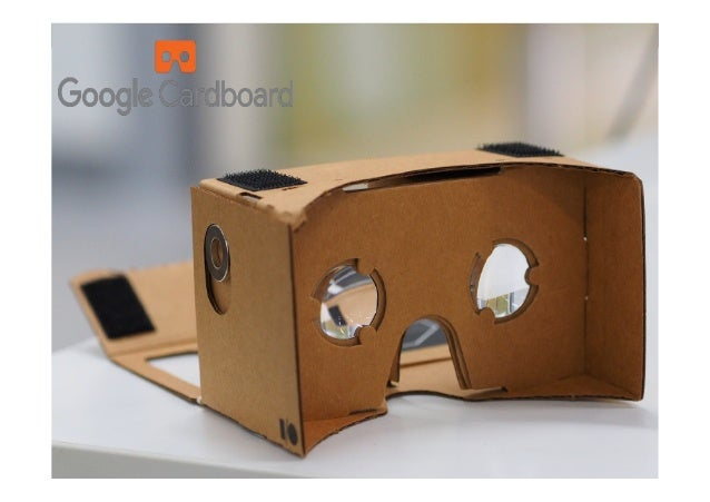 Cardboard VR: Building Low Cost VR Experiences