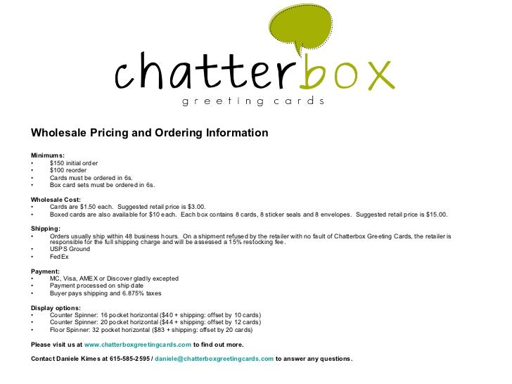 Chatterbox greeting cards catalog chatterbox greeting cards catalog ulliwholesale pricing and ordering information li m4hsunfo