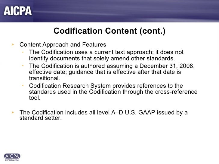 codification research system About the fasb accounting standards codification research system website  retrieved from   fasb accounting.
