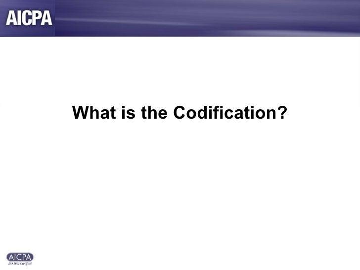 Tag: FASB Codification