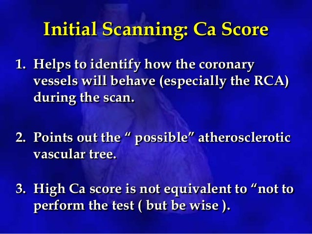 ct scan preparation instructions