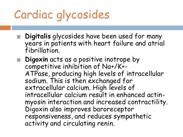 Cardiac heart failure