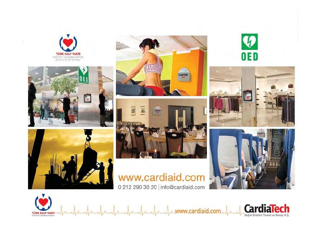 CardiAid TRAINER CardiaTech, eğitim ve tanıtım amaçlarıyla kullanılmak üzere CardiAid Trainer 'ı geliştirmiştir.   CardiAi...