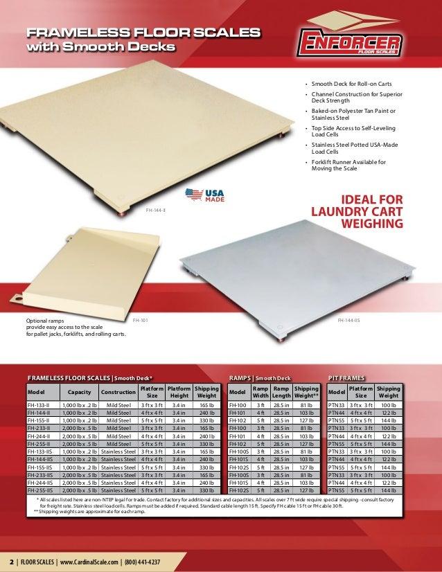 cardinal scale model 210 manual
