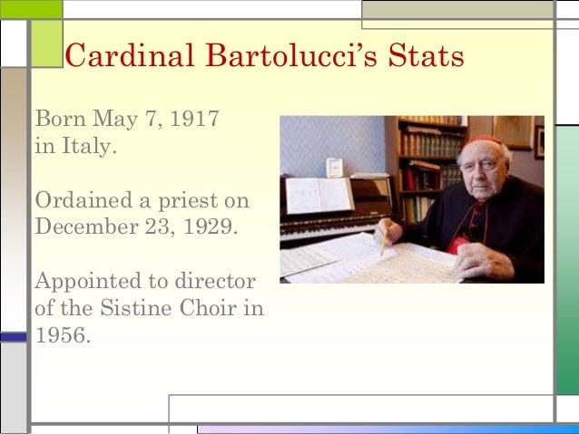 Cardinal Bartolucci Slide 2