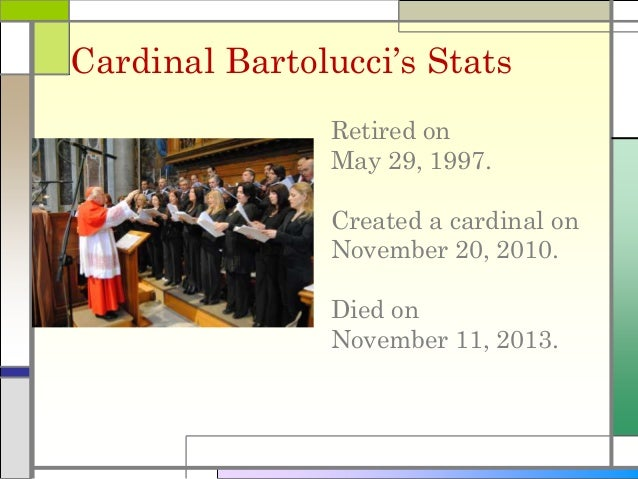 Cardinal Bartolucci Slide 3