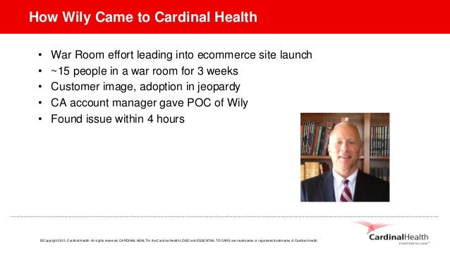 case study cardinal health This case study focuses on mentoring practices that cardinal health uses to support its technical workforce.