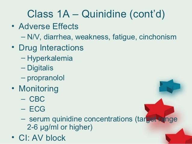 Cardio drugs