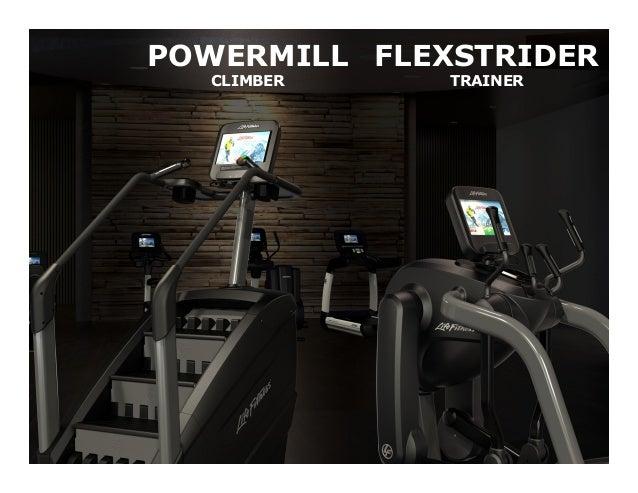 POWERMILL CLIMBER FLEXSTRIDER TRAINER