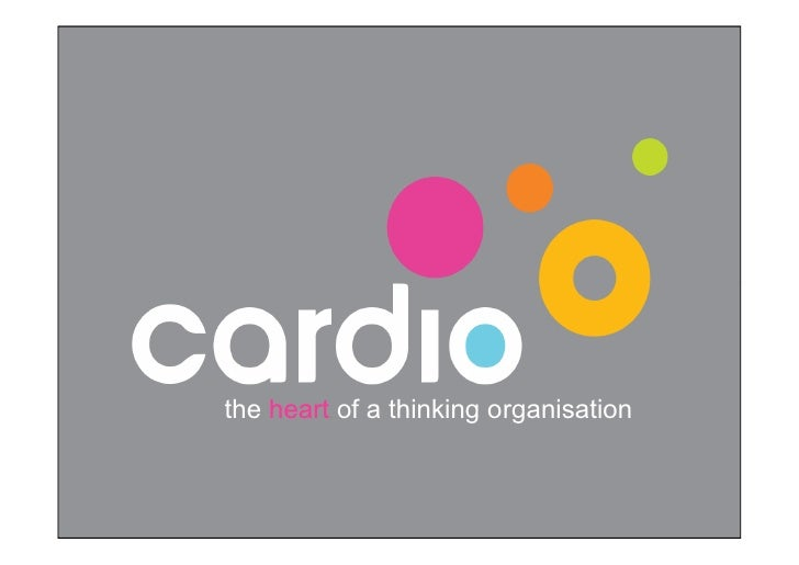 the heart of a thinking organisation