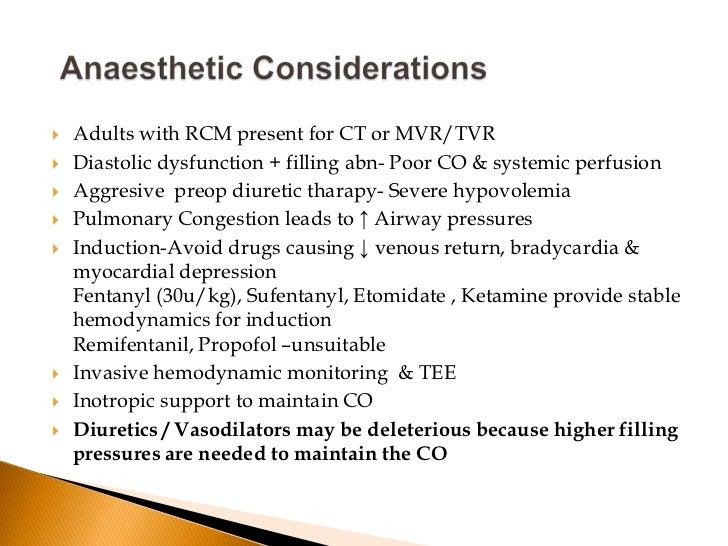 Cardiomyopathies