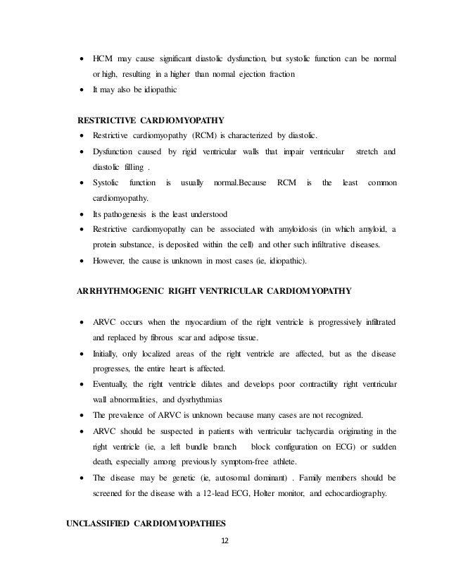 Case Study: Treatment of Postpartum Cardiomyopathy with ...