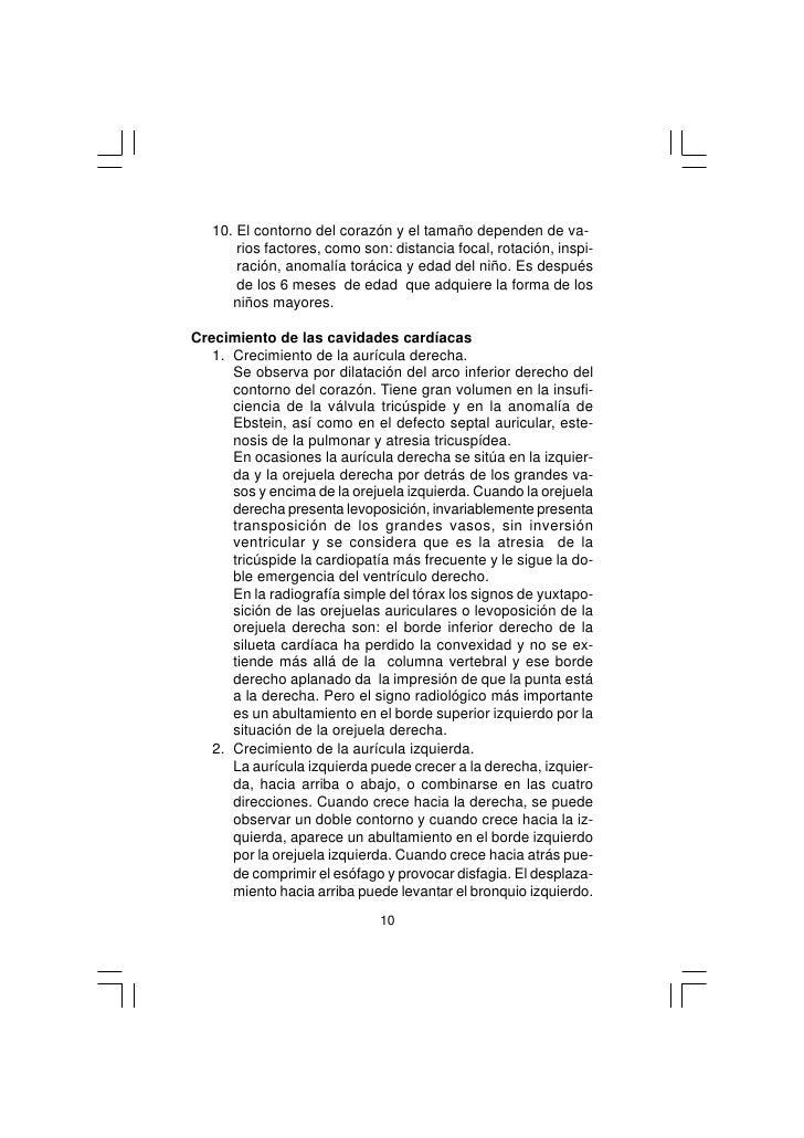 CardiopatíAs CongéNitas. DiagnóStico. Manual ClíNico