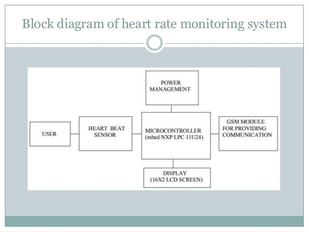 Health monitoring system using mbed nxp lpc11u24 5 block diagram ccuart Choice Image