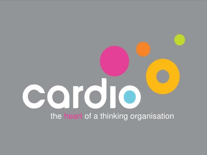 Cardio The Corporate Culture Consultants   Big Brochure (2009 10)