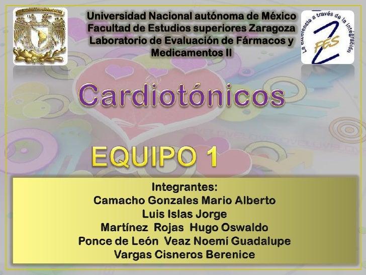 Universidad Nacional autónoma de México<br />Facultad de Estudios superiores Zaragoza<br />Laboratorio de Evaluación de Fá...