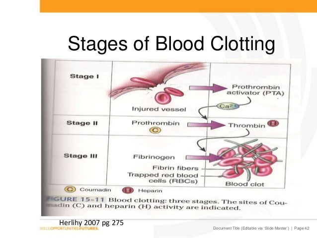formation of blood clots Blood clotting tests are used to diagnose and assess bleeding problems and to monitor people who take warfarin or other tests to check if your blood clots too easily.