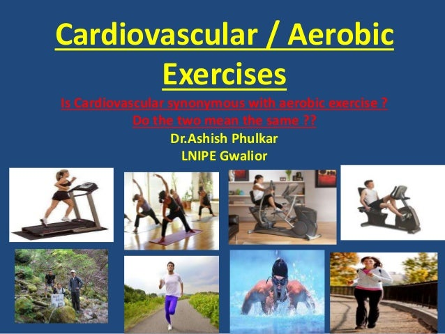 what is aerobic exercise pdf