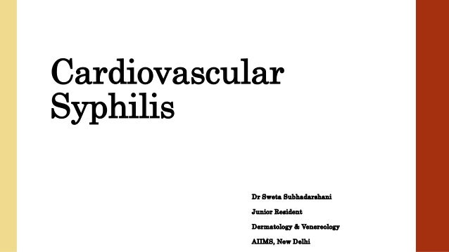Cardiovascular syphilis