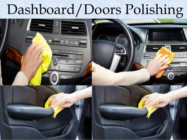 car dry cleaning  Car dry cleaning crossdeals ppt