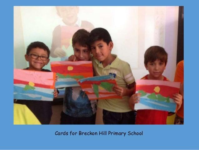 Mestre A Casa Día 7 En Breckon Hill Primary School