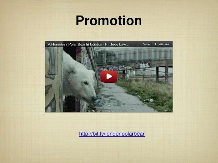 Promotionhttp://bit.ly/londonpolarbear