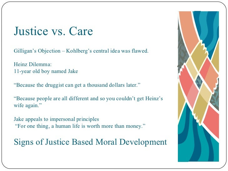 justice and moral development When examining psychological theories of crime the first subdiscipline is the moral development most important to criminal justice and criminology is the.