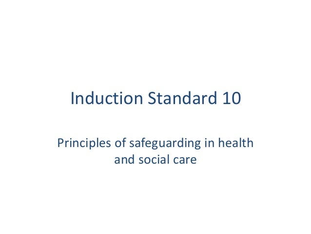 204 principles of safeguarding